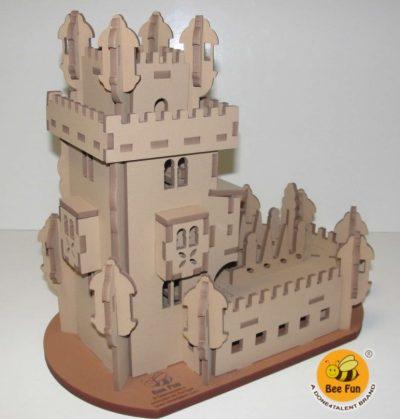 Puzzle 3D Torre de Belém